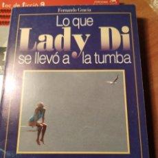 Libros: LADY DI. Lote 196793461