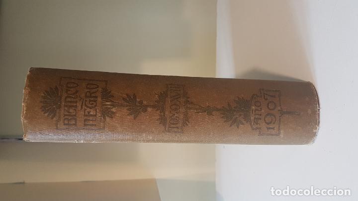 Libros: BLANCO Y NEGRO - Historia de España. 1907 - Tomo XVII - Foto 3 - 196871098