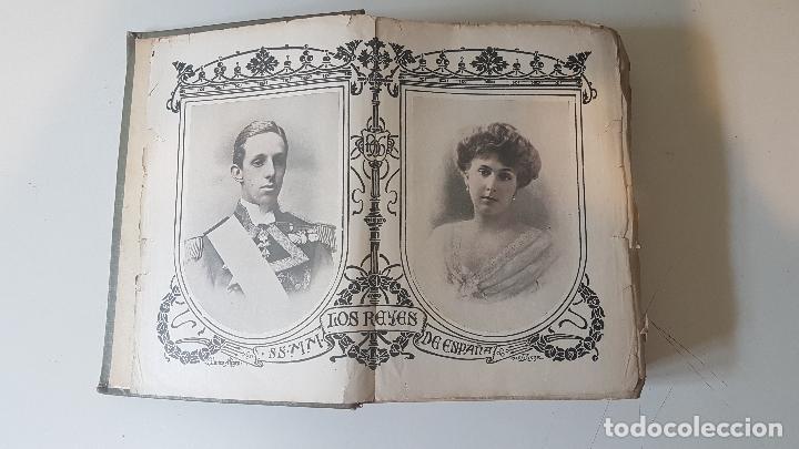 Libros: BLANCO Y NEGRO - Historia de España. 1907 - Tomo XVII - Foto 4 - 196871098
