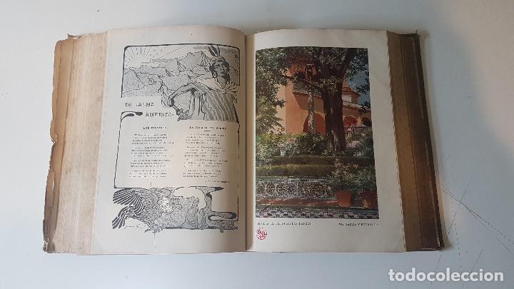 Libros: BLANCO Y NEGRO - Historia de España. 1907 - Tomo XVII - Foto 6 - 196871098