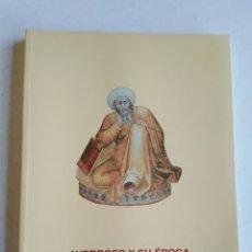 Libros: LIBRO AVERROES Y SU ÉPOCA. Lote 197026617
