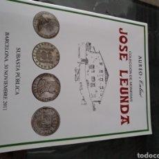 Libros: ÁUREO Y CALICO JOSÉ LEUNDA. Lote 198198692