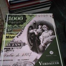 Libros: ÁUREO Y CALICO VERDAGUER 2017. Lote 198205655