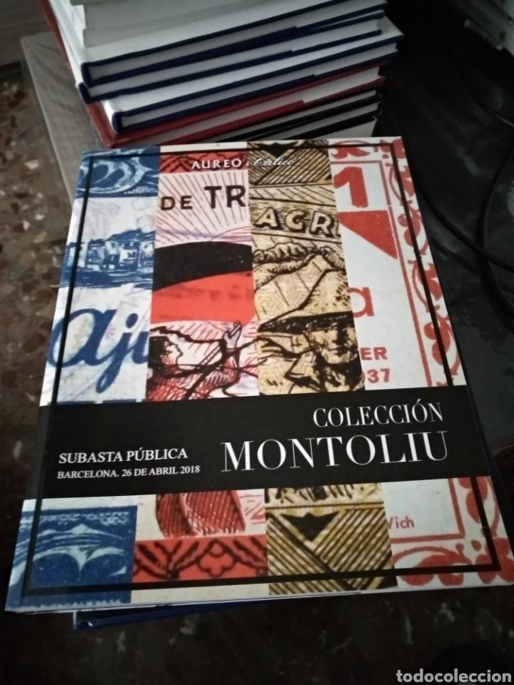 ÁUREO Y CALICO COLECCIÓN MONTOLIU (Libros Nuevos - Historia - Otros)