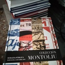 Libros: ÁUREO Y CALICO COLECCIÓN MONTOLIU. Lote 198205831