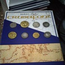 Libros: ÁUREO Y CALICO CRUSAFONT. Lote 198206146