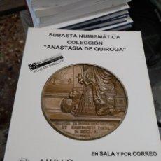 Libros: ÁUREO Y CALICO ANASTASIA DE QUIROGA. Lote 198210337