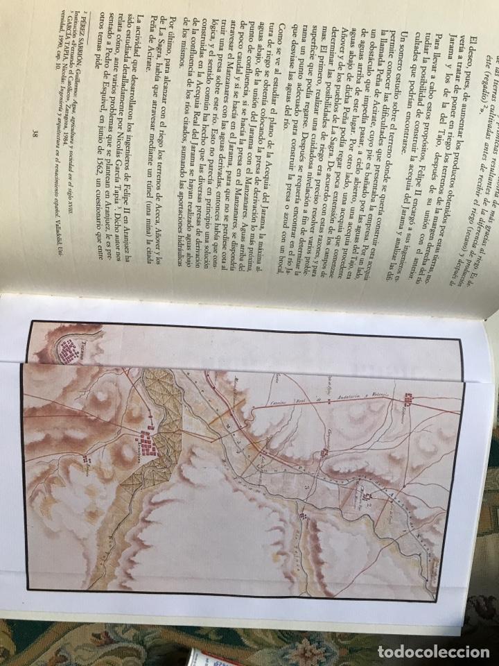 Libros: La Real acequia del Jarama por Pedro Delgado - Foto 3 - 199648698
