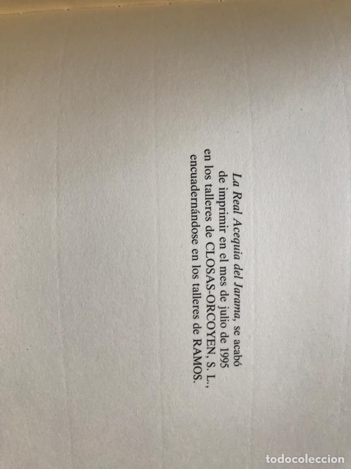 Libros: La Real acequia del Jarama por Pedro Delgado - Foto 7 - 199648698