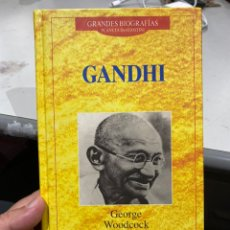 Libros: GANDHI - GEORGE WOODCOCK. Lote 201211102