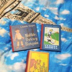 Libros: LOTE 3 LIBROS DEL RECUERDO. Lote 201211955
