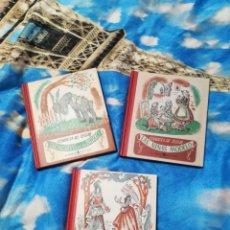 Libros: LOTE 3 LIBROS DEL RECUERDO. Lote 201212260