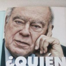 Libros: LIBRO ¿QUIÉN ES JORDI PUJOL?. F. MARTÍNEZ /J. OLIVERES. EDITORIAL DEBATE. AÑO 2014.. Lote 201278967