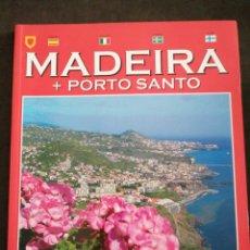 Libros: MADEIRA. + PORTO SANTO . 24 X 21.. 112 PAG.. Lote 202479126