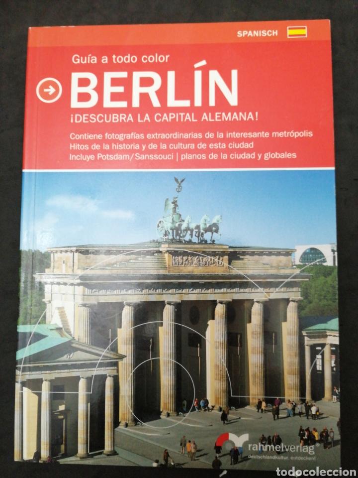 BERLÍN DESCUBRE LA CAPITAL ALEMANA.. 21X15, 80 PAG. (Libros Nuevos - Historia - Otros)