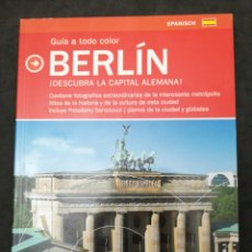 Libros: BERLÍN DESCUBRE LA CAPITAL ALEMANA.. 21X15, 80 PAG.. Lote 202482823