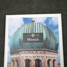 Libros: MÚNICH , CONOZCALO A FONDO. 17X17. Lote 202483386