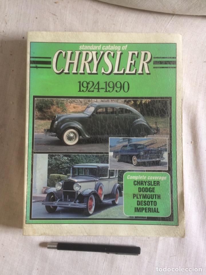 LIBRO CHRYSLER!1924-1990! (Libros Nuevos - Historia - Otros)