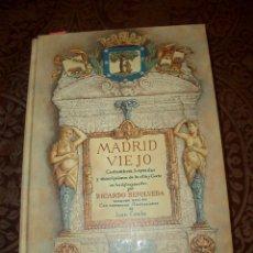 Libros: MADRID VIEJO.LT2. Lote 207063486