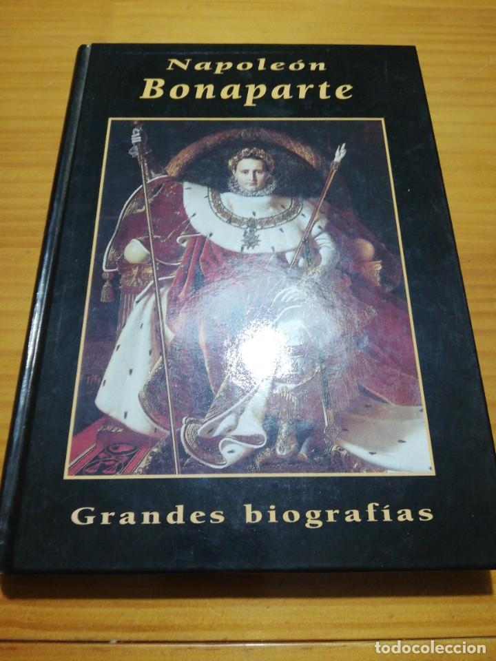 BIOGRAFÍA NAPOLEÓN BONAPARTE (Libros Nuevos - Historia - Otros)
