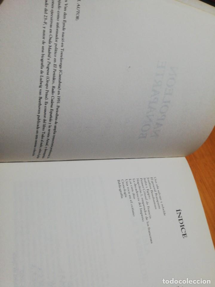 Libros: Biografía napoleón Bonaparte - Foto 2 - 207442231