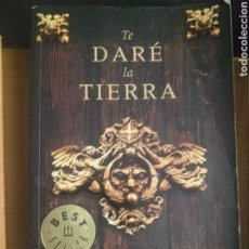 Libros: TE DARE LA TIERRA. Lote 208375017