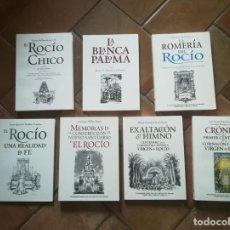 Libros: LITERATURA DEL ROCIO. Lote 211437302