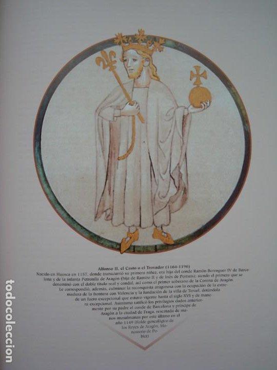 Libros: Libro de Privilegios de Fraga y sus Aldeas. I: Ed facsímil. II: Transcripción,estudios.Cortes ARAGÓN - Foto 5 - 215182983