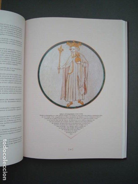 Libros: Libro de Privilegios de Fraga y sus Aldeas. I: Ed facsímil. II: Transcripción,estudios.Cortes ARAGÓN - Foto 6 - 215182983