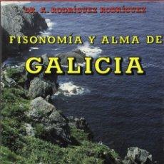 Libros: FISONOMÍA Y ALMA DE GALÍCIA.. Lote 215567262