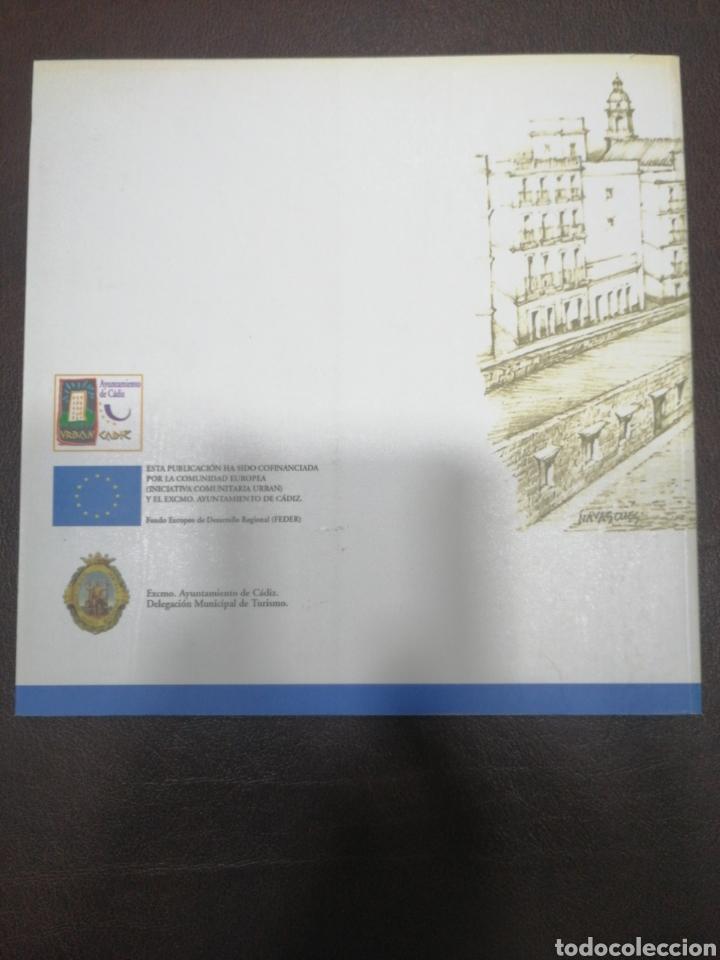 Libros: CÁDIZ, UN PASEO POR EL BARRIO DE SANTA MARIA, NUEVO - Foto 2 - 217028295