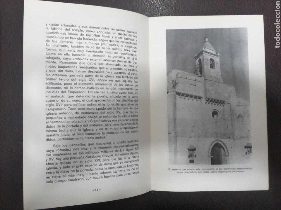 Libros: APUNTES HISTÓRICOS-DESCRIPTIVOS DE LA IGLESIA Y DEL CASTILLO DE LA VILLA DE ROTA - Foto 2 - 217354211