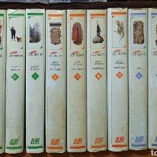 Libros: LOTE DE 13 LIBROS , NOSOTROS LOS VASCOS. Lote 218666813