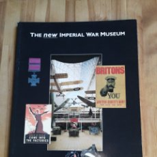 Libros: GUIA DEL IMPERIAL WAR MUSEUM DE LONDRES(48PAGINAS). Lote 218761035
