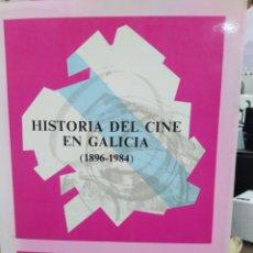 Libros: HISTORIA DEL CINE GALLEGO-EMILIO CARLOS GARCÍA FERNÁNDEZ,EDITA NOVA 1985,BIBLIOTECA GALLEGA. Lote 218782337