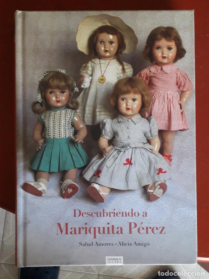 LIBRO DIABOLO: DESCUBRIENDO A MARIQUITA PEREZ (Libros Nuevos - Historia - Otros)