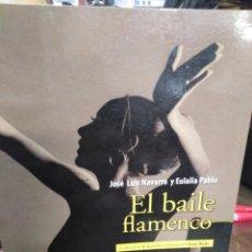 Libros: EL BAILE FLAMENCO-UN PROXIMACION HISTÓRICA-JOSÉ LUIS NAVARRO-ALMAZURA,2010, NUEVO SIN LEER. Lote 218802307