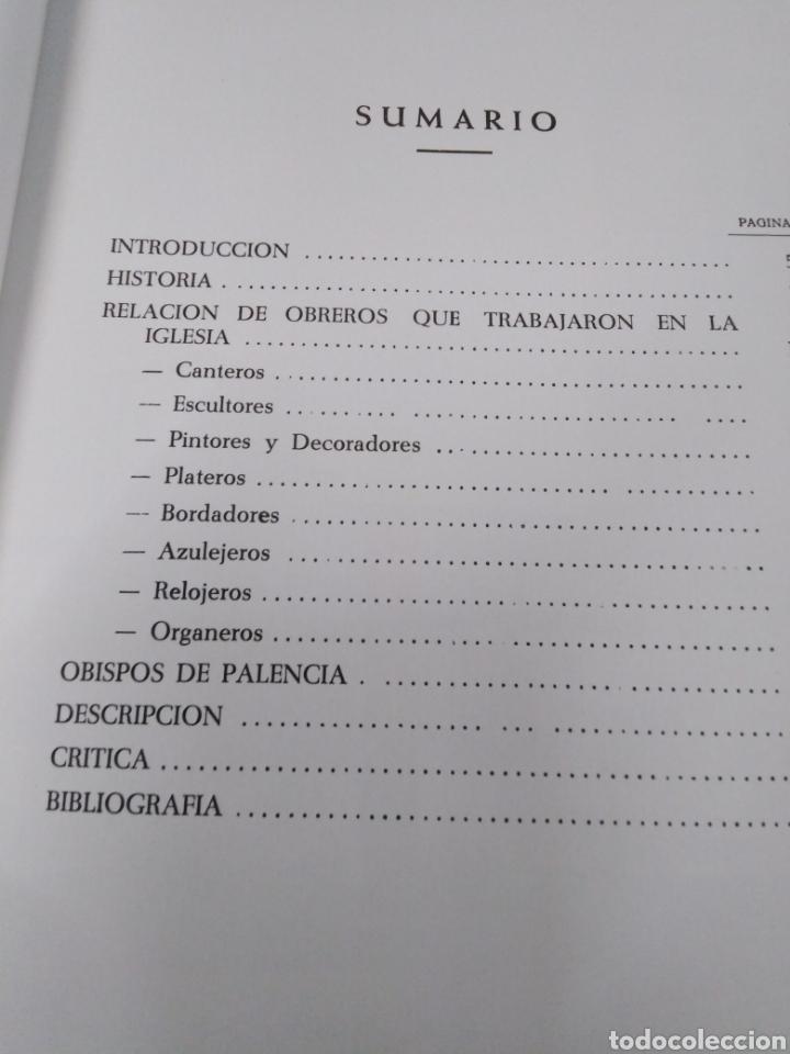 Libros: ESTUDIO MONOGRAFICO DE LA IGLESIA PARROQUIAL DE STA.MARIA LA MAYOR DE VILLAMURIEL DE CERRATO,1966, - Foto 6 - 219086897