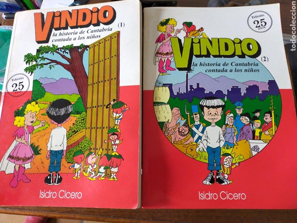 LIBROS VINDIO (Libros Nuevos - Historia - Otros)