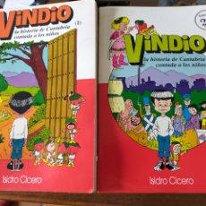 Libros: LIBROS VINDIO. Lote 220551416