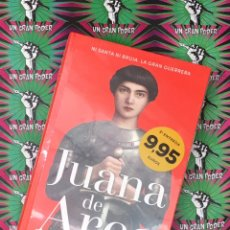 Libros: PODEROSAS 3 JUANA DE ARCO. Lote 221006130