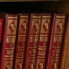 Libros: LIBROS SOBRE LA HISTORIA DE MADRID DESDE SUS BARRI . SE PUEDE ENVIAR MÁS FOTOS. Lote 221543918