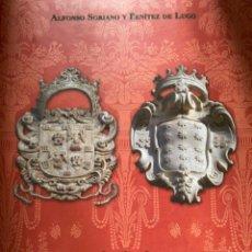 Libros: ALFONSO SORIANO BENITEZ DE LUGO.CASAS Y FAMILIAS LAGUNERAS. TENERIFE. CANARIAS. Lote 221950445