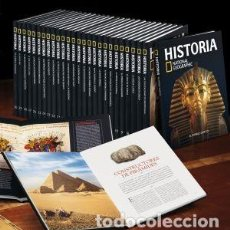 Libros: NATIONAL GEOGRAPHIC - HISTORIA - COLECCION COMPLETA - 30 VOLÚMENES, 4800 PÁGINAS, 5000 ILUSTRACIONES. Lote 222227213