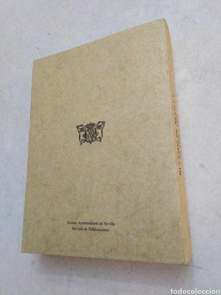 Libros: Facsímil, sucesos de Sevilla de 1592 a 1604, recogidos por Francisco de ariño - Foto 2 - 222267718