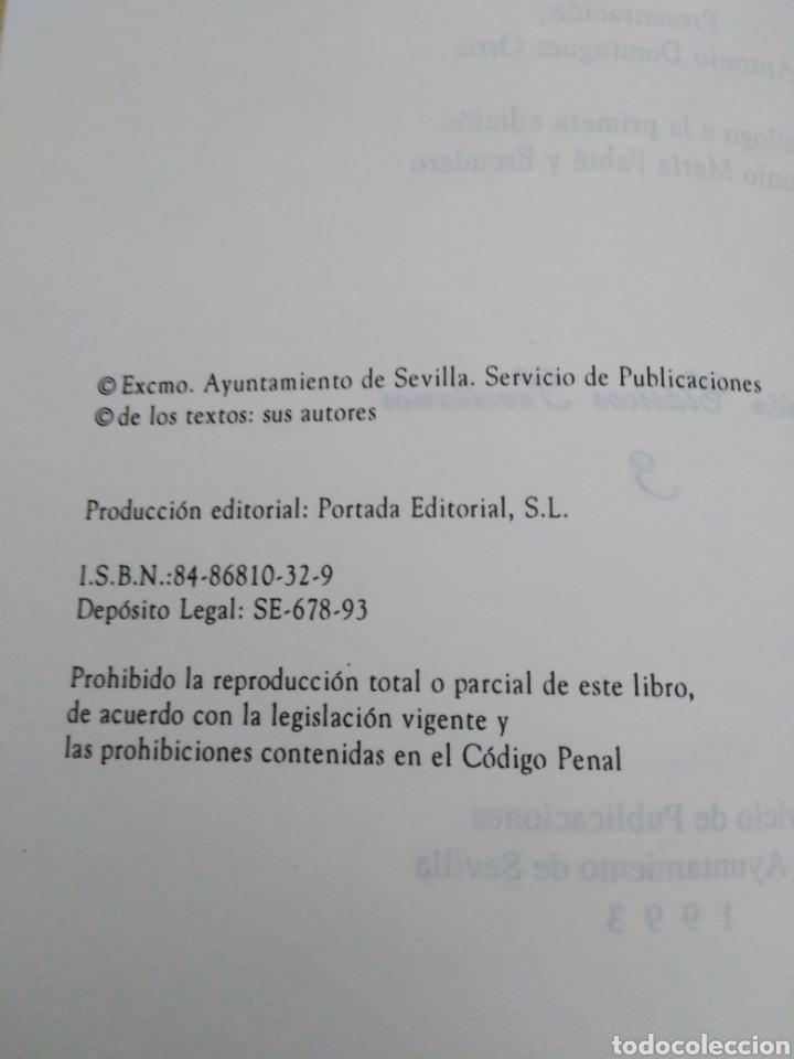 Libros: Facsímil, sucesos de Sevilla de 1592 a 1604, recogidos por Francisco de ariño - Foto 5 - 222267718