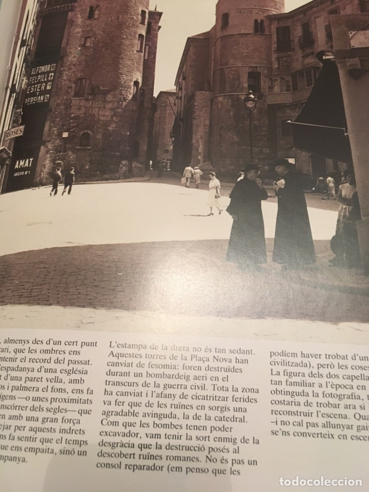 Libros: LIBRO VEURE BARCELONA DE PERE CALDERS F.CATALA ROCA - Foto 2 - 222605787