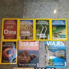 Libros: PACK DE REVISTAS. Lote 222716706
