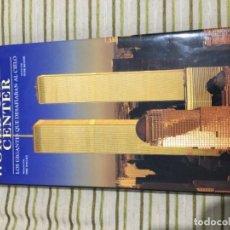 Libros: LIBRO WORLD TRADE CENTER ESTADOS UNIDOS. Lote 227927880
