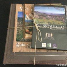 Libros: VALSEQUILLO - ESTUDIO DE VALSEQUILLO DE GRAN CANARIA. Lote 228566435
